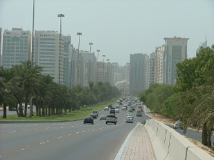Streets in Abu Dhabi to be redesigned