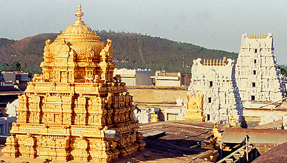 Temple Town Tirupati to have international airport soon